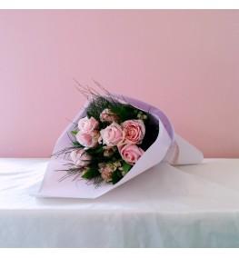 Roses - Blush Pink