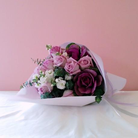 Bouquet - Mauve  Colour