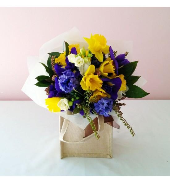 PosIe - Spring Flowers in a Bag