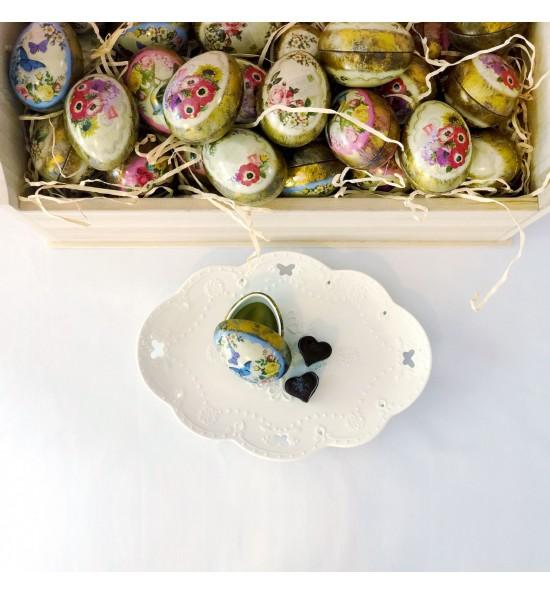 Fabergé eggs and Vegan Chocolate