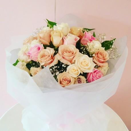 Vintage Colour Bouquet