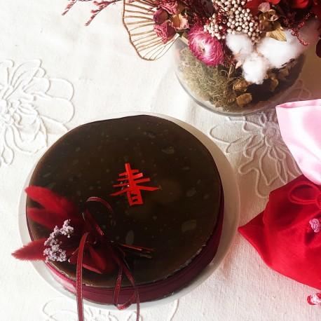 Chinese Traditional Adzuki Bean Cake