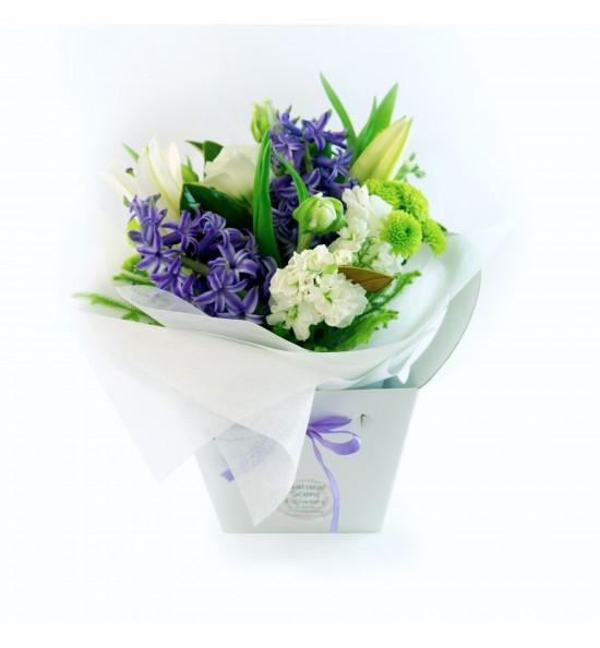 Bouquet - Jewel Colours
